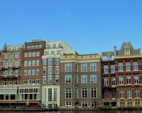 amsterdam pejzaż miejski Zdjęcie Royalty Free