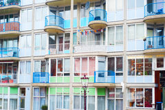 Amsterdam real estate Royalty Free Stock Images