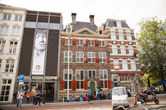 Amsterdam, the Rembrandt House Museum Royalty Free Stock Images