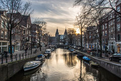 Amsterdam Rijksmuseum Royaltyfri Bild
