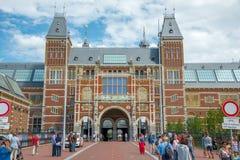 Amsterdam Rijksmuseum Stock Images