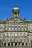 Amsterdam Royal Palace Royalty Free Stock Images