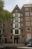 Amsterdam's arhitecture Royalty Free Stock Photography