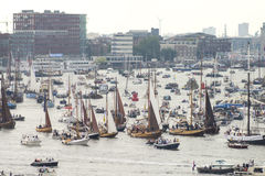 Amsterdam SAIL2015 event Royalty Free Stock Image