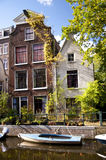 Amsterdam. Scene in the old town of amsterdam, netherlands Stock Images