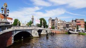 Amsterdam scenery. Stock Image