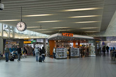 Amsterdam Schiphol Airport Stock Images
