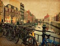 Amsterdam. Royalty Free Stock Image