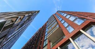 Amsterdam skyline. Royalty Free Stock Photography