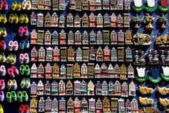 Amsterdam souvenirs Stock Photos