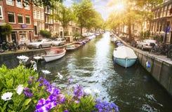 Amsterdam spirit Stock Photo