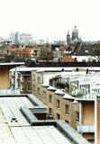 Amsterdam-Stadt Stockfotos