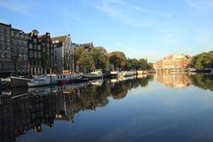 Amsterdam-Stadtbild Stockbild