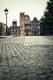 Amsterdam street Stock Photography