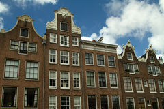 Amsterdam in summer Royalty Free Stock Photo