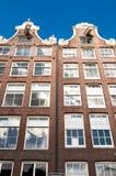 Amsterdam17th century residences, Netherlands. Stock Photo