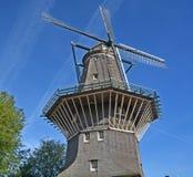 Amsterdam tylko wiatraczek Zdjęcie Stock