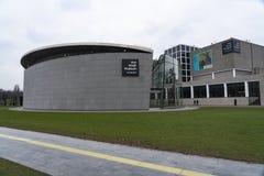 Amsterdam Van Gogh Museum fotos de archivo libres de regalías