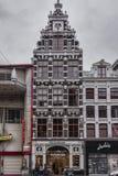 Amsterdam vecchia Fotografia Stock Libera da Diritti
