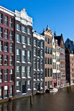 Amsterdam view Royalty Free Stock Photos