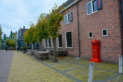 Amsterdam volendam krajobraz Zdjęcia Royalty Free