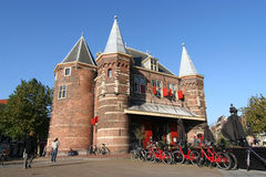 Amsterdam Weigh House Royalty Free Stock Images