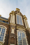 Amsterdam, Westerkerk Paesi Bassi fotografia stock libera da diritti
