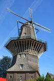 Of Amsterdam only windmill Royalty Free Stock Photos