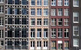 Amsterdam Windows Photographie stock