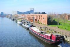 Amsterdam, Zeeburg Royalty Free Stock Photo