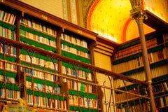 Amsterdams图书馆 库存图片