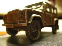 Amtliche Miniatur des Geländewagen-Verteidigers Lizenzfreie Stockfotografie