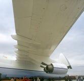 Amtonov 124-100 en Aviasvit XXI Fotografía de archivo