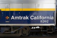 Amtrak California Train Stock Photos