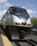 Amtrak California Train Stock Image