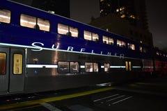 Amtrak Claifornia zdjęcia royalty free