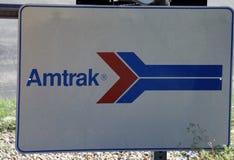 Amtrak de National Railroad Passenger Corporation images stock