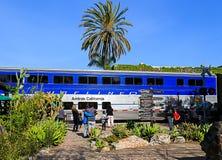 Amtrak`s Surfliner Royalty Free Stock Photo