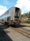 Amtrak train Royalty Free Stock Images