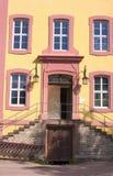 Amtshaus-I-Klosterpark-Goettingen Royalty-vrije Stock Afbeelding