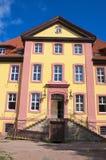 Amtshaus-ii-Klosterpark-Goettingen Stock Afbeeldingen
