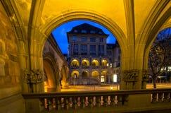 Amtshaus in Zurich, Switzerland Royalty Free Stock Photography