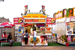 Free Amuesment Park At Steel Pier Stock Photos - 36963943