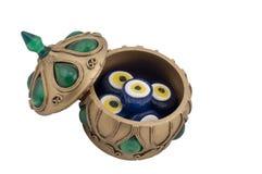 Amulet do olho mau foto de stock royalty free