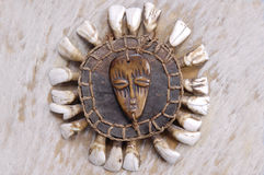 Amulet do Voodoo Fotos de Stock Royalty Free