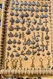 Amulet medieval fotos de stock