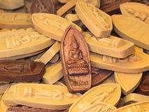 Amulet tailandês de buddha Fotografia de Stock Royalty Free