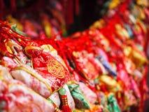 Amuleti cinesi Immagini Stock Libere da Diritti