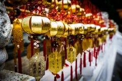 Amuleto cinese Fotografia Stock Libera da Diritti