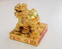 Amuleto cinese fotografie stock